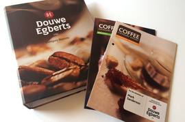 Douwe Egberts Coffee sales reports