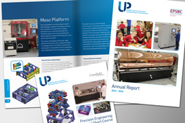 Annual report for engineering research centre